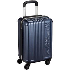 [ヒロコ コシノ オム] スーツケース 日帰り~2泊対応 TSAロック付き 26L 42 cm 2.3kg ネイビー