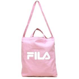 [FILA(フィラ)] ショルダートート ショルダーバッグ トートバッグ 2WAY ストレイ 7574 ピンク