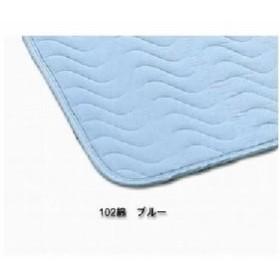睦三 ベットパット 綿タイプ / No.102 ブルー