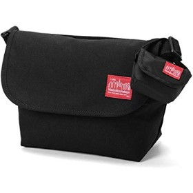 [マンハッタンポーテージ] メッセンジャーバッグ 公式 35TH ANNIVERSARY MODEL Casual Messenger Bag JRS Black