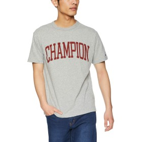 [チャンピオン] Tシャツ C3-P333 オックスフォードグレー 日本 L (日本サイズL相当)