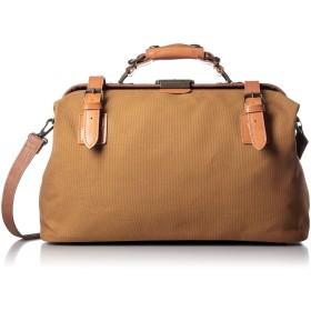 [キワダ] ボストンバッグ キワダダレス 帆布小 鞄の聖地兵庫県豊岡市製 キャメル