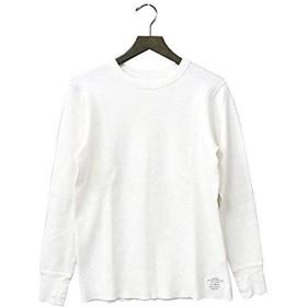 (アナトミカ) ANATOMICA『THERMAL L/S TEE』(White) (M, White)
