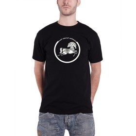 George Harrison ジョージ・ハリスン Dark Horse Symbol ダーク・ハウス・シンボル 公式 メンズ ブラック Tシャツ 全サイズ