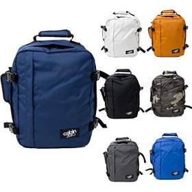 Cabin Zero キャビンゼロ SMALL CABIN BAG 28L メンズ レディース 旅行 アウトドア ファッション バッグ リュックサック 3WAY (NAVY)
