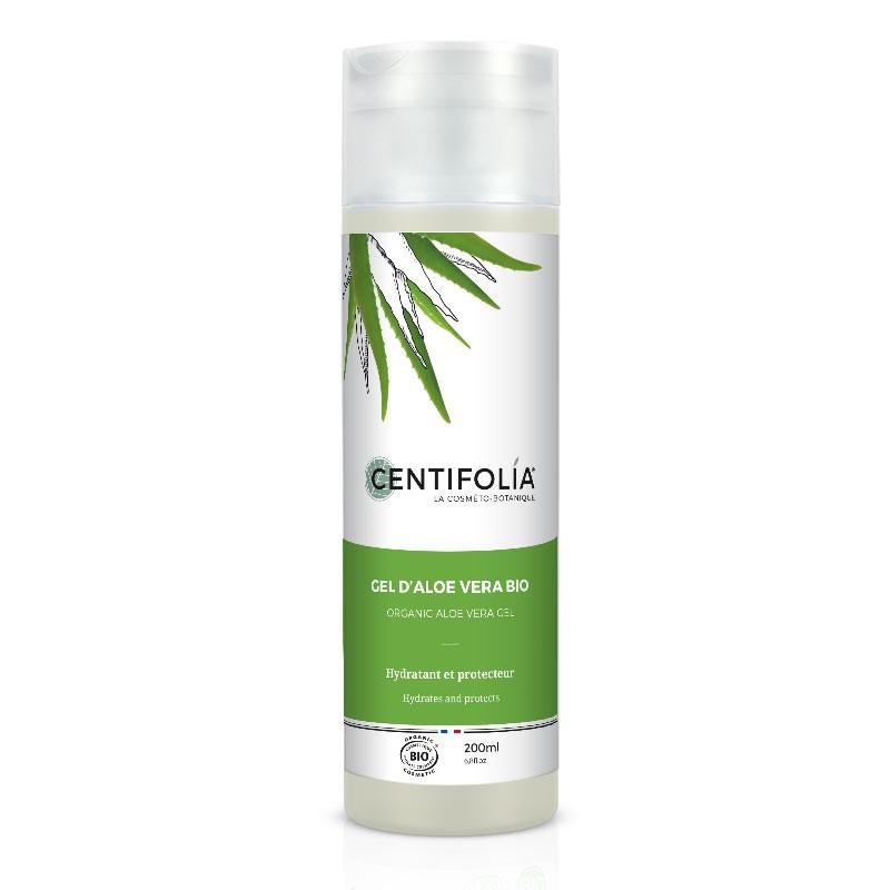【Centifolia 法國貝貝】有機蘆薈膠 200ml