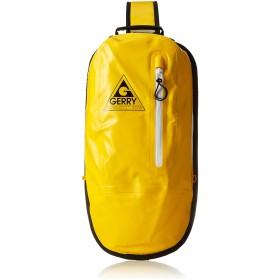 [ジェリー] ショルダーバッグ WATERPROOF ターポリンシリーズ 防水仕様 ワンショルダー イエロー