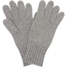カシミヤ100% メンズ 手袋 GRAY/グレー フリーサイズ cas055