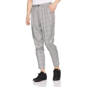 [ウィゴー] WEGO チェック ペグ トップ スラックス パンツ L 柄 3 メンズ