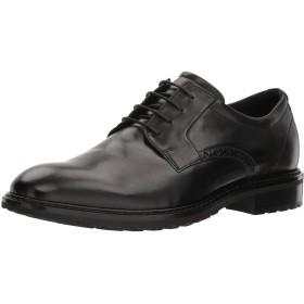[エコー] ビジネスシューズ VITRUS I Plain Toe Tie メンズ BLACK EU 40(25.5 cm) 3E