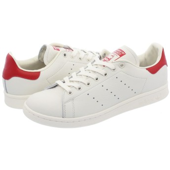 [アディダス] STAN SMITH CHALK WHITE/SCARLET Originals