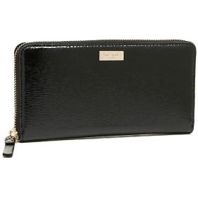[ケイトスペード] 財布 アウトレット KATE SPADE WLRU2365 BIXBY PLACE NEDA レディース 長財布 [並行輸入品] 001 ブラック