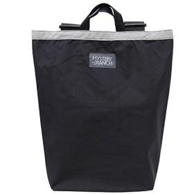MYSTERY RANCH/ミステリーランチ BOOTY BAG/ブーティーバッグ 2WAYバックパック/リュックサック/トートバッグ/カバン/鞄 メンズ/レディース BLACK [並行輸入品]