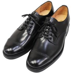 (サンダース) SANDERS『Military Derby Shoe』(Black) (UK8 / 27cm~27.5cm, Black)
