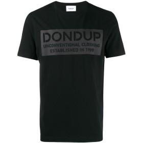 Dondup ロゴプリント Tシャツ - ブラック