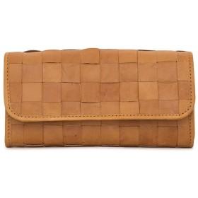 [フェス] 長財布 レディース 48082 【40】ブラウン -