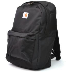 (カーハート) carhartt 100301 BACK PACK バックパック リュック ワークバッグ 通勤 通学 メンズ レディース ブラック ブラウン[並行輸入品] (BLACK)