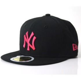 NEW ERA(ニューエラ) キッズ キャップ ニューヨーク ヤンキース ブラック 帽子