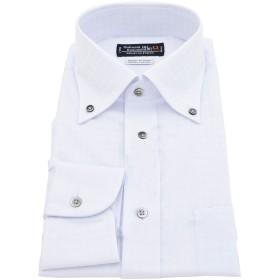 BUSINESSMAN SUPPORT(ビジネスマンサポート) 日本縫製 長袖ワイシャツ 日本生地 形態安定 jp-5 033-L