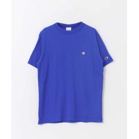 [サニーレーベル] tシャツ Champion BASIC T-SHIRTS メンズ 327ロイヤル M