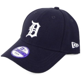 New Era(ニューエラ) MLB デトロイト・タイガース Youth Pinch Hitter キャップ (ネイビー) - Free