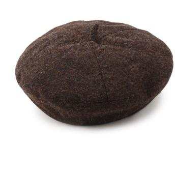 (タケオキクチ) TAKEO KIKUCHI MOONベレー帽[ メンズ ベレー ] 07005751 00 ダークブラウン(543)