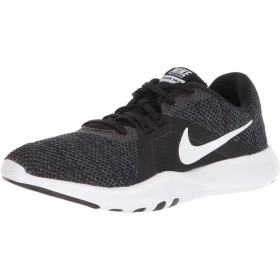 Nike Womens WMNS Flex TR 8 Wide Black White Anthracite, 7.5 W US