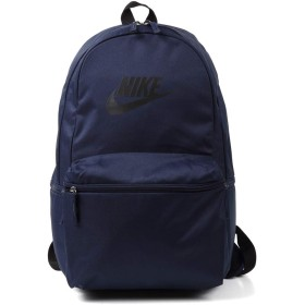 NIKE ナイキ HERITAGE BACKPACK バック リュック 通勤 通学 旅行 26L BA5849 (オブシディアン(451))