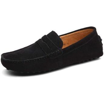 [RKHK] ドライビングシューズ メンズ スリッポン モカシン メンズ ローファー メンズ スエード 靴 ローファー・スリッポン 紳士靴 軽量