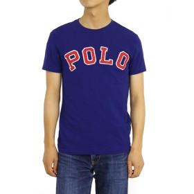 (ポロ ラルフローレン) POLO Ralph Lauren メンズ カスタムフィット POLOロゴ クルーネック Tシャツ ワンポイント0107155 [並行輸入品]