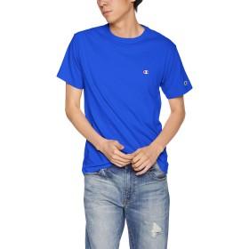 [チャンピオン] ワンポイントロゴTシャツ ベーシック C3-P300 メンズ ロイヤルブルー 日本 XL (日本サイズXL相当)