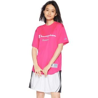 [チャンピオン] DRYSAVER Tシャツ バスケットボール CW-PB359 レディース ローズ 日本 L (日本サイズL相当)