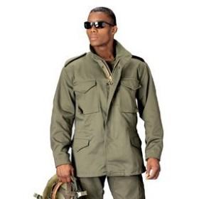 ROTHCO M-65 FIELD JACKETS (ロスコ M-65ジャケット)8238 (M, オリーブドラブ)