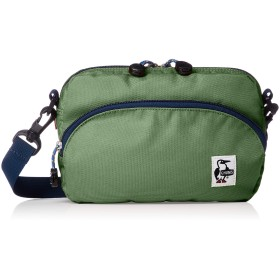 [チャムス] ポーチ Eco Shoulder Pouch II Forest Green