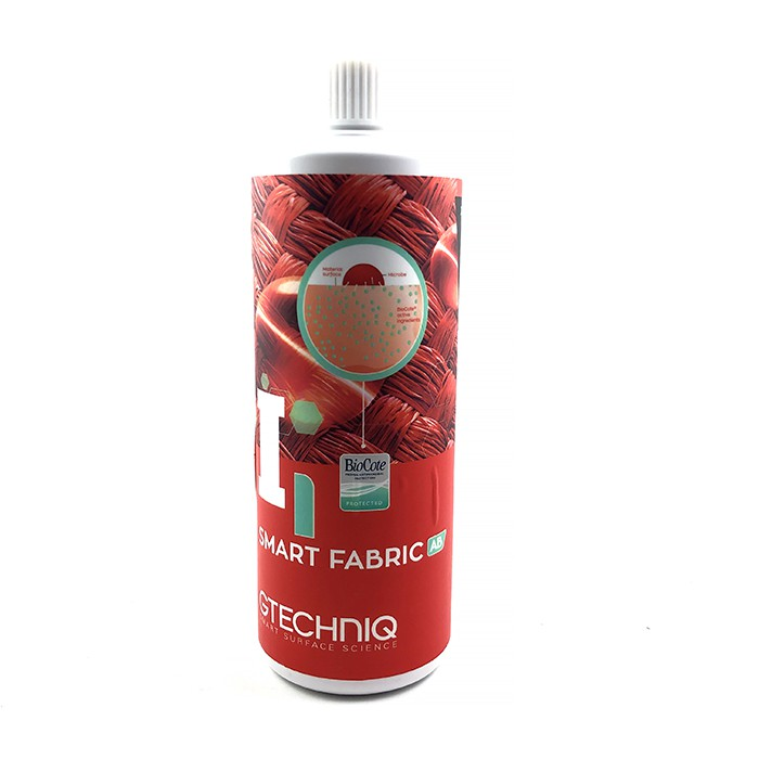 英國 GTECHNIQ I1 AB SMART FABRIC 500 ML (GT I1 AB布料鍍膜) 好蠟
