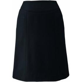 (セレクトステージ) SelectStage オフィスウエア 事務服 フレアスカート 美形スカート(E2454) ブラック M