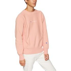 [チャンピオン] リバースウィーブ クルーネックスウェットシャツ C3-N006 メンズ オフピンク 日本 XL (日本サイズXL相当)