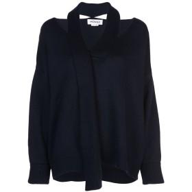 Monse デコンストラクト セーター - ブルー