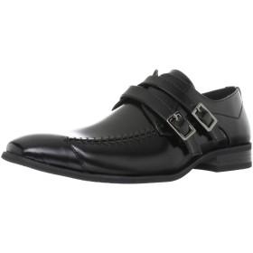 [アルフレッドギャレリア] ビジネスシューズ AG743 ブラック(ブラック/25.5)