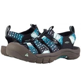 Keen(キーン) メンズ 男性用 シューズ 靴 サンダル フラット Newport Retro - Zen 10 D - Medium [並行輸入品]