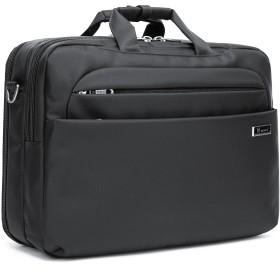 Kroeus(クロース)ビジネスバッグ 3Way多機能ビジネスバッグ 大容量  パソコン タブレット iPad収納 短期出張 自転車通勤