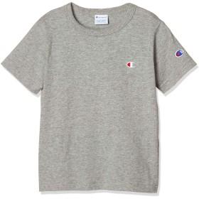 [チャンピオン] Tシャツ CS4994 ボーイズ オックスフォードグレー 日本 110 (日本サイズ110 相当)