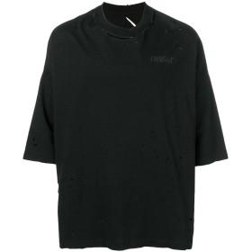 Unravel Project スカルプリント Tシャツ - ブラック