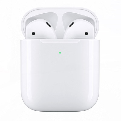 Apple AirPods (第 2 代) 搭配無線充電盒 藍芽耳機