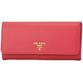 プラダ(PRADA) 長財布 1MH132 2D93 F0505 サフィアーノ メタル ピンク [並行輸入品]