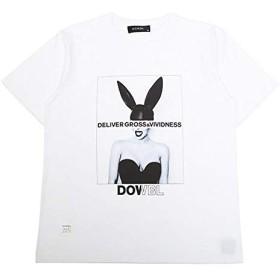 [DOWBL] Bunny D.G.A.V. Photo Tee ホワイト 42(S)