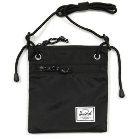 ハーシェル サプライ Herschel Supply 正規販売店 鞄 ショルダーバッグ サコッシュ ALDER MINI SACOCHE SHOULDER BAG MN-01-BLK BLACK (コード:4126165213-1)