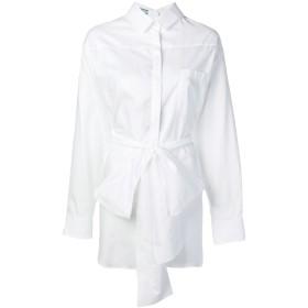 Prada リボン シャツ - ホワイト