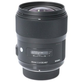 SIGMA ニコン(A)35mm F1.4DG