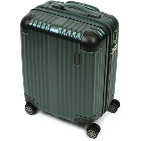 [Coleman(コールマン)] スーツケース 38+8L 46cm 2.9kg 機内持ち込み 14-59 ヘアライングリーン